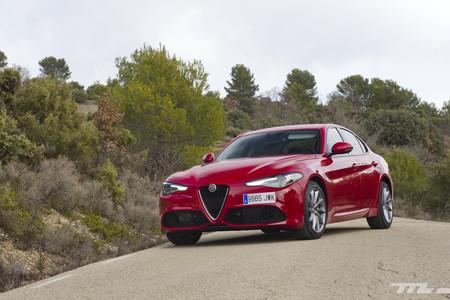 Alfa Romeo Giulia Veloce, prueba contacto