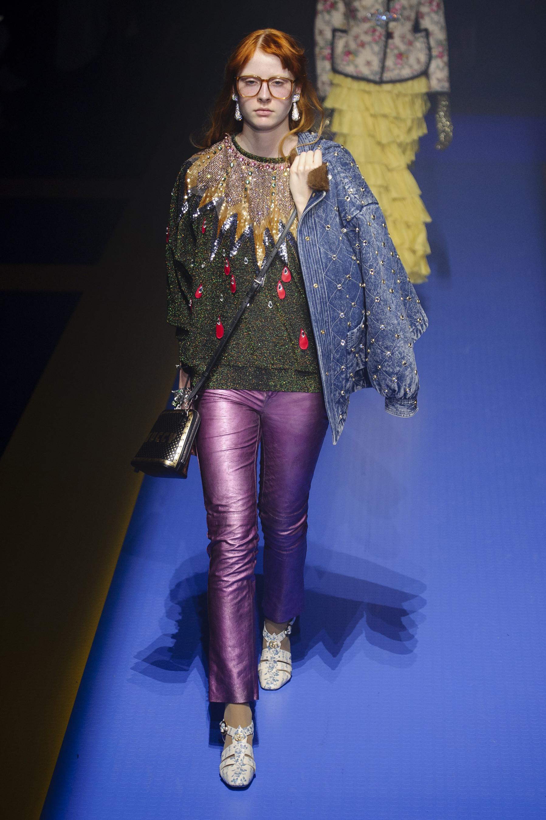 Foto de Gucci Primavera-Verano 2018 (36/63)
