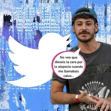 Luis Cepeda abandona Twitter tras ser nominado por los haters: se disculpa por este desafortunado tweet sobre las mujeres en Afganistán