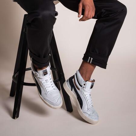 PUMA y REPLAY hacen del vintage la novedad con el lanzamiento de los icónicos sneakers Ralph Sampson
