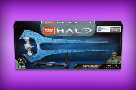 Mega Construx de 'Halo' en oferta con Amazon México: espada de energía a escala real de 567 piezas por solo 749 pesos