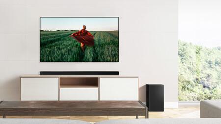 LG lanza sus nuevas barras de sonido para 2021: afinadas por Meridian, con IA, Dolby Atmos y DTS:X