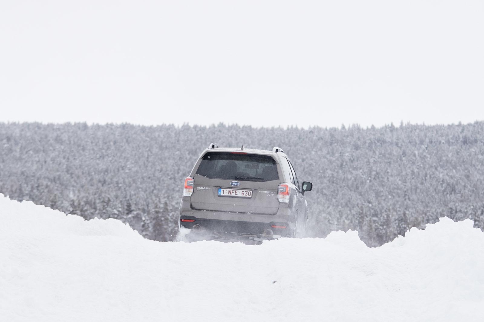 Foto de Subaru Snow Drive 2016 (15/137)