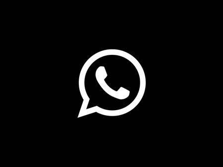 El modo oscuro de WhatsApp se deja ver en la última beta de la aplicación