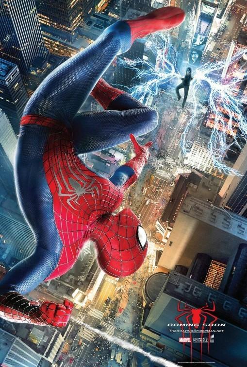 Foto de 'The Amazing Spider-Man 2: El poder de Electro', carteles (10/15)