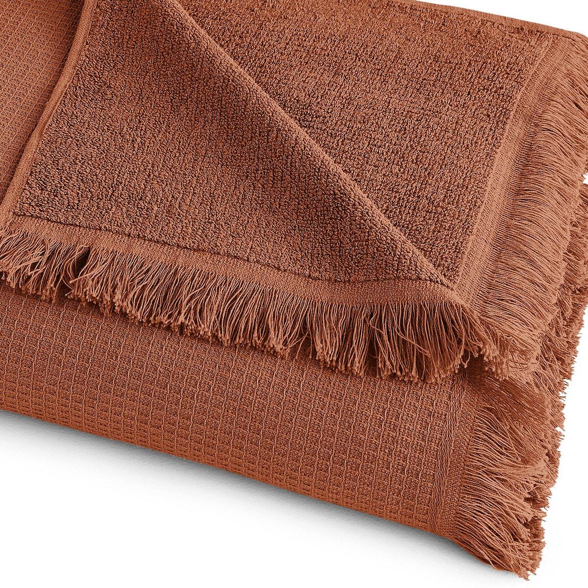Toalla de baño de algodón/lino Nipaly