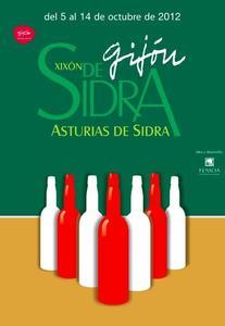 "La capital mundial de la sidra está en ""Gijón de sidra"""