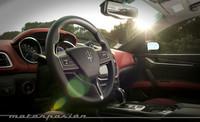 Maserati Ghibli Diésel, prueba (parte 2)