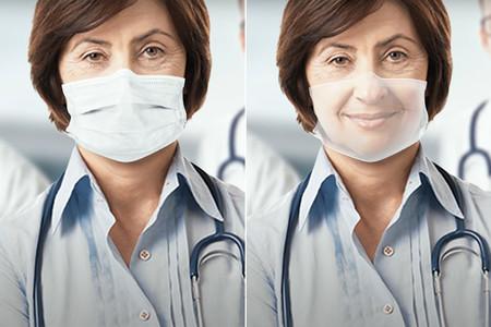 Era cuestión de tiempo: ya hay mascarillas transparentes para que podamos vernos la cara de nuevo