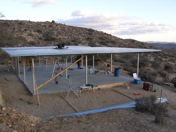 Foto de Casas poco convencionales: vivir en el desierto (III) (7/21)