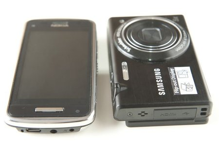 Samsung MV800 pequeño tamaño