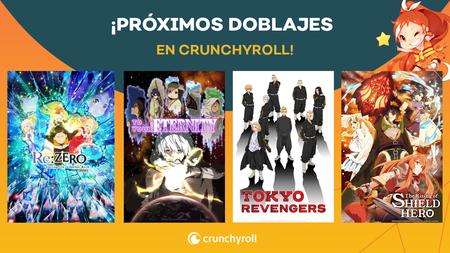 'Tokyo Revengers' y 'To Your Eternity' tendrán doblaje en Crunchyroll: estas son las nuevas series con audio latino en México
