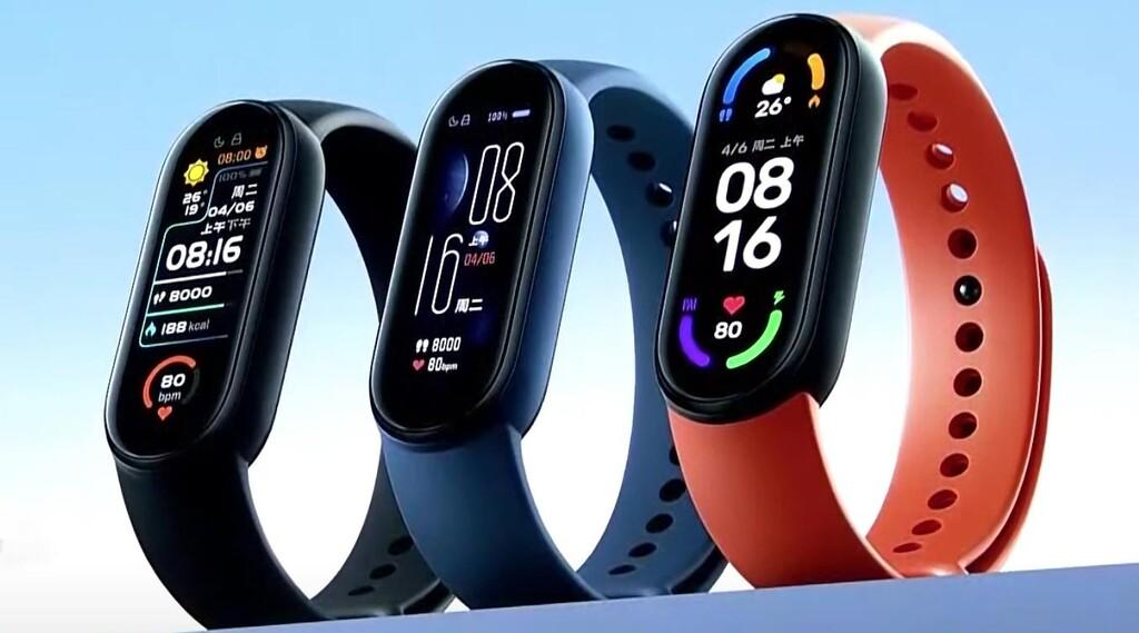 Xiaomi Mi Band 6, alguna de las mejores pulseras de actividad da un salto delante manteniendo el costo y la gran autonomía