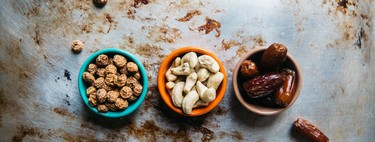 13 snacks saludables si estás a dieta