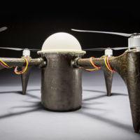 Este asombroso drone puede esperar el momento perfecto para atacar desde el fondo del mar