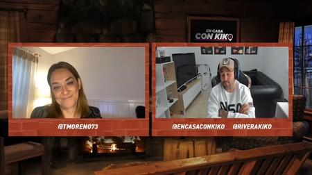 Toni Moreno En Casa Con Kiko