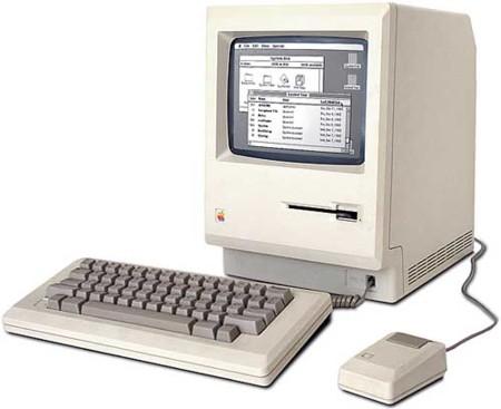 Imagen de la semana: Macintosh, feliz cumpleaños