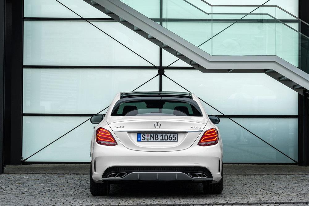 Foto de Mercedes-Benz C450 AMG 4Matic (14/24)