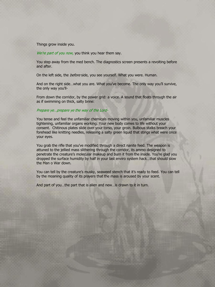 Foto de 'BioShock', documentos originales (2/9)