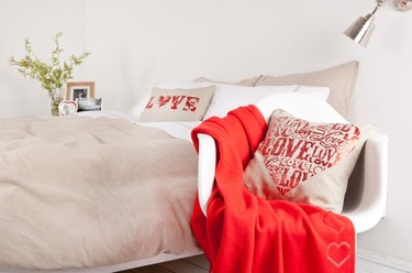 Zara Home se viste de rojo por San Valentín