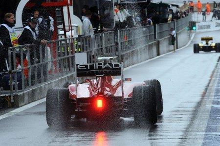 GP de Bélgica de Fórmula 1: Fernando Alonso saldrá décimo gracias a cierta apatía y otro error en Ferrari