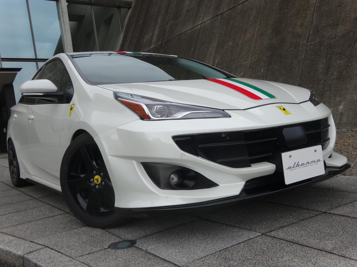 Foto de Toyota Prius convertido a Ferrari FF (19/33)