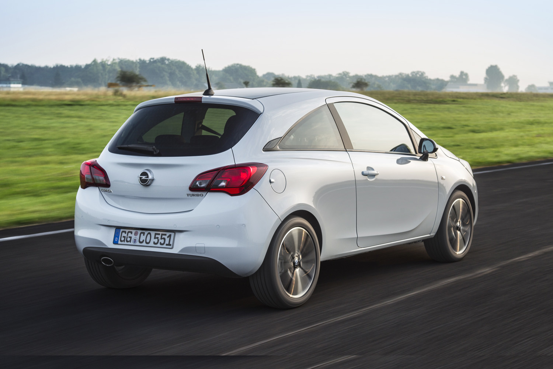 Foto de Opel Corsa (comparativa) (27/47)
