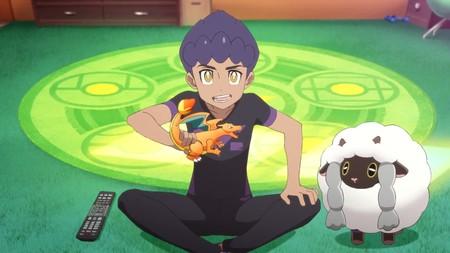 Ya puedes ver el tercer episodio de la miniserie Pokémon: Alas del Crepúsculo centrado esta vez en Paul y su Wooloo