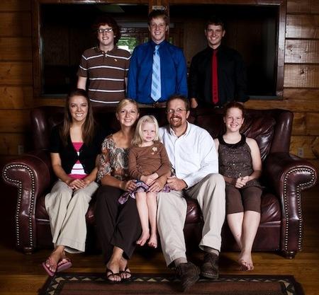 Family portrait, por Logan Z. Hunt