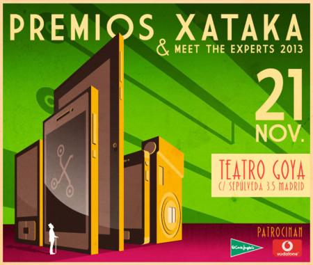 Y estos son los finalistas de los Premios Xataka 2013 (I)