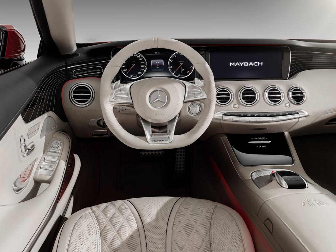 Foto de Mercedes-Maybach S 650 Cabrio (32/37)