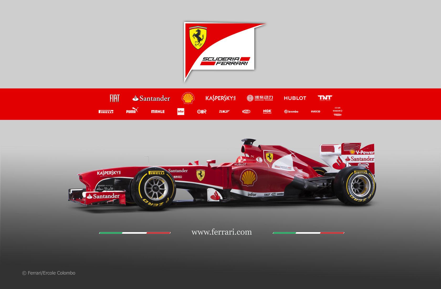 Foto de Ferrari F138 (2/6)
