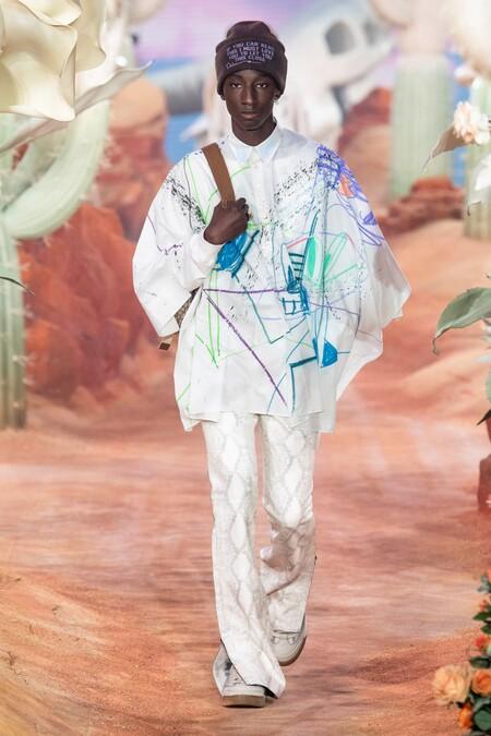 Dior Men Summer 2022 Runway Looks 14