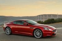 Gama de colores del Aston Martin DBS, orgía de imágenes