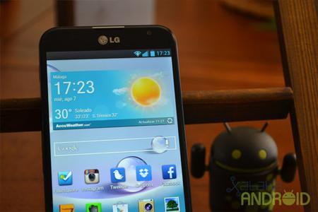 LG Optimus G Pro, análisis en video