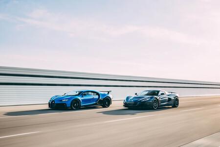 ¡Es oficial! El fabricante de coches eléctricos Rimac y Porsche serán los nuevos dueños de Bugatti