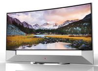 LG ya prepara su televisor curvo de 105 pulgadas para el CES 2014