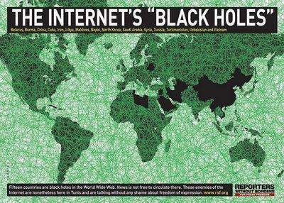 Los enemigos de Internet