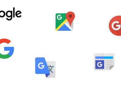 """El nuevo logo """"G"""" de Google comienza a llegar a los iconos de sus aplicaciones"""