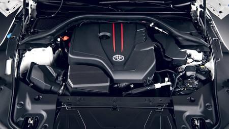 Toyota Gr Supra Motor 07