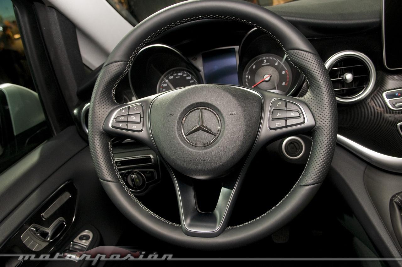 Foto de Mercedes-Benz Clase V (presentación) (9/40)