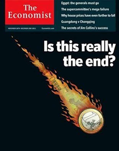 The End Greece