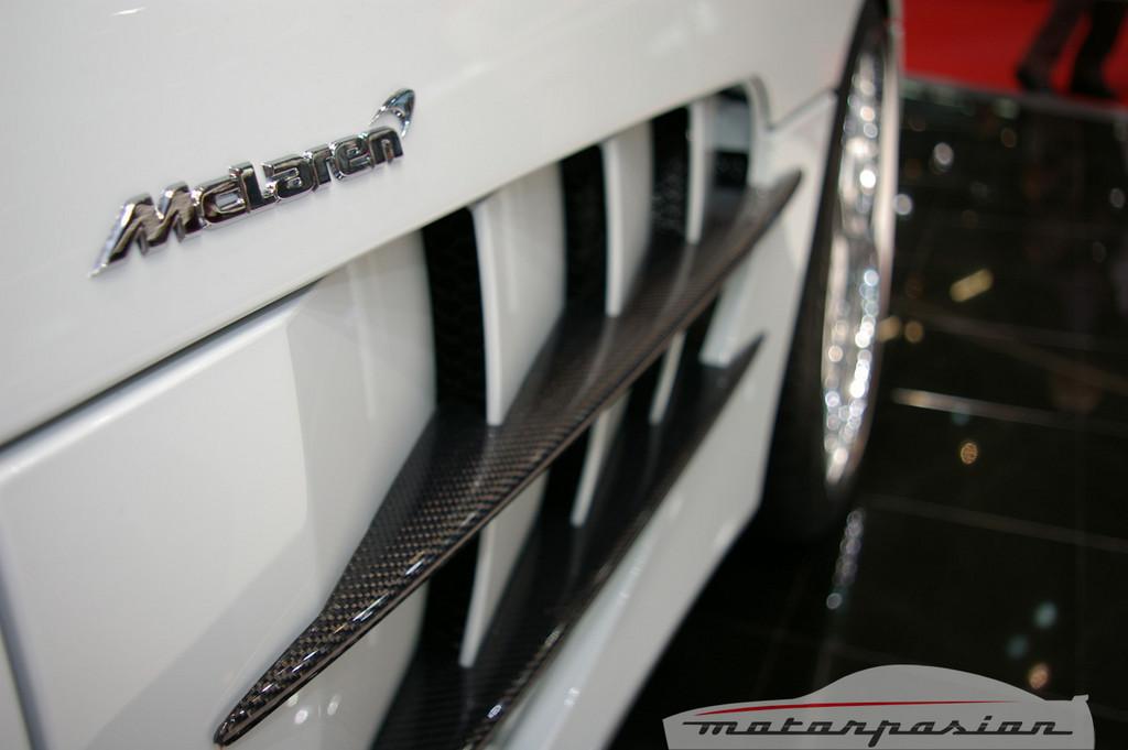Foto de Pack Brabus: Mercedes-Benz SLR McLaren Roadster y Smart Ultimate 112 (10/18)