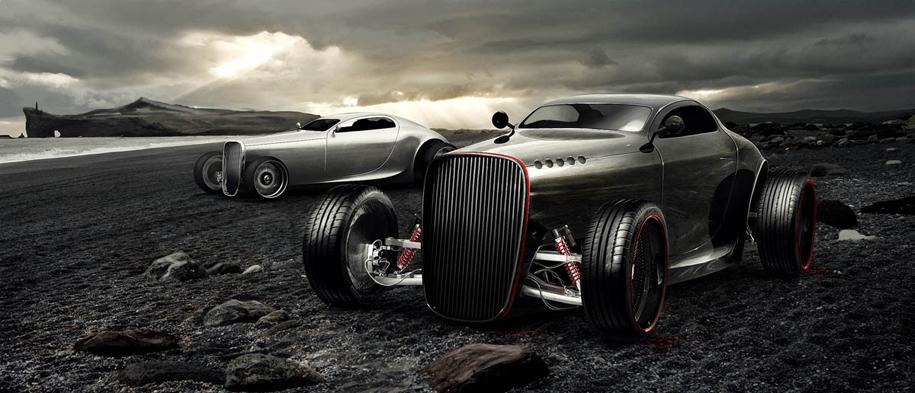 Foto de Audi Gentelman's Racer Hot Rod por Mikael Lugnegård (5/7)