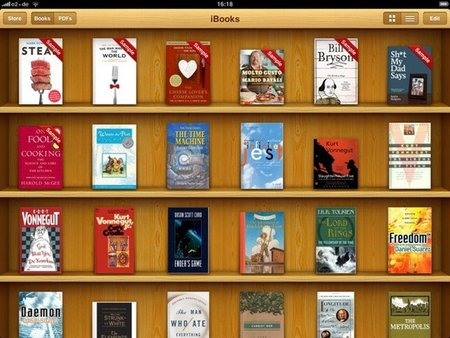 Apple y cinco editoriales, demandadas por fijar los precios de los ebooks
