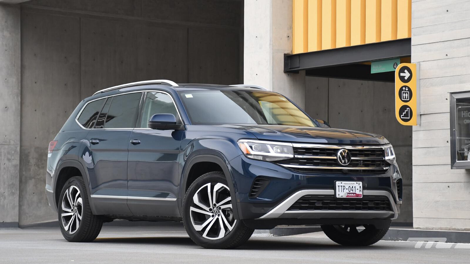 Foto de Volkswagen Teramont 2021 (prueba) (1/23)