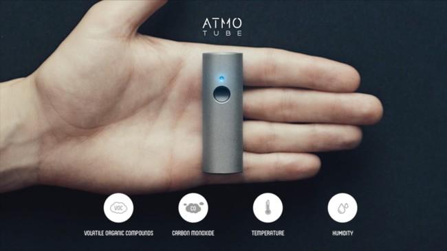 Con este gadget sabrás en todo momento la contaminación del aire a la que estás sometido