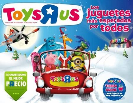 El catálogo de regalos de Navidad de Toys'R'Us para el año 2013
