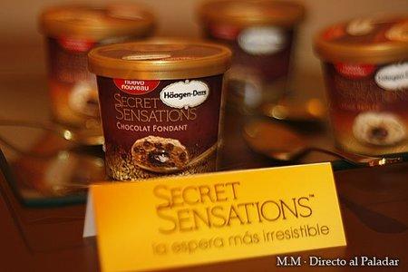 Secret Sensations, nuevo helado de Häagen Dazs