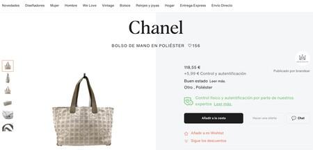 Bolso Chanel Vestiaire Collective 02
